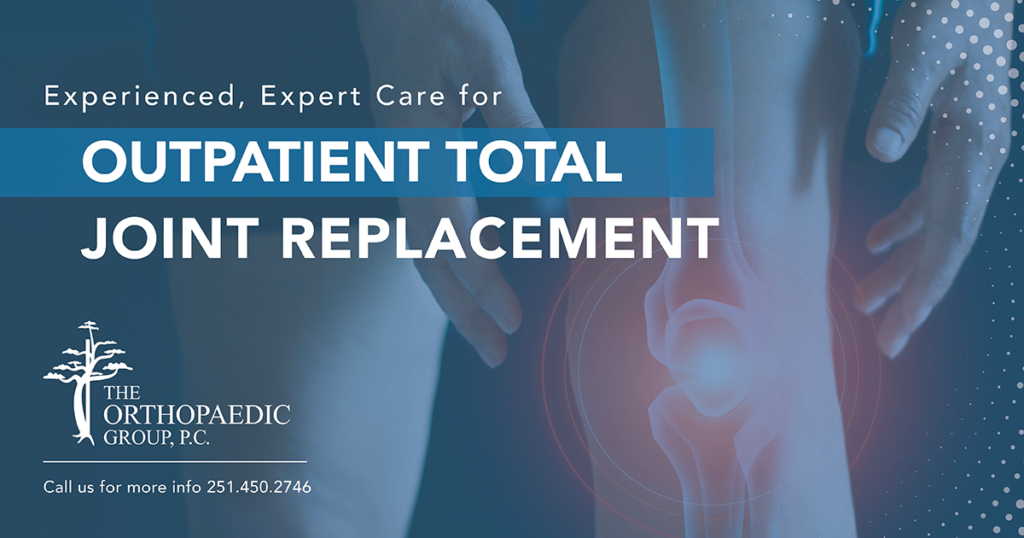 outpatient knee replacement