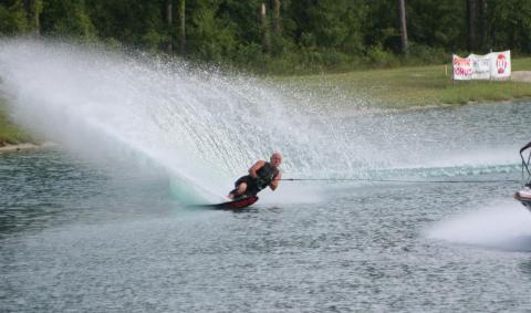 Competitive Water Skiing after acl surgery